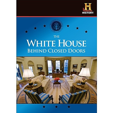 The White House: Behind Closed Doors (DVD)