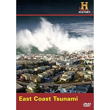 Mega Disasters: East Coast Tsunami (DVD)
