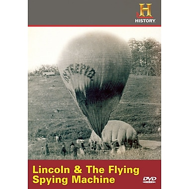 Man, Moment, Machine: Lincoln & The Flying Spying Machine (DVD)