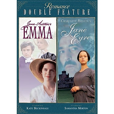 Jane Eyre & Emma - Double Feature (2) (DVD)