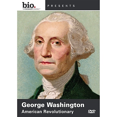 George Washington: American Revolutionary (DVD)