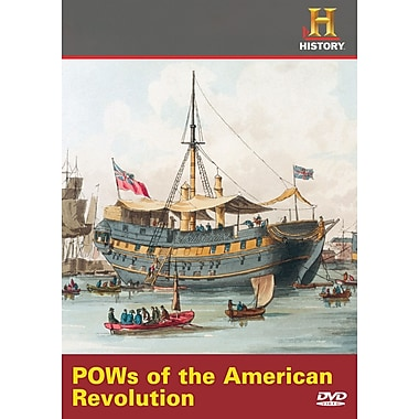 POWs of the American Revolution (DVD)