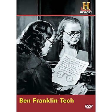 Ben Franklin Tech (DVD)