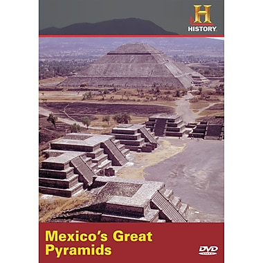 Mexico's Great Pyramids (DVD)