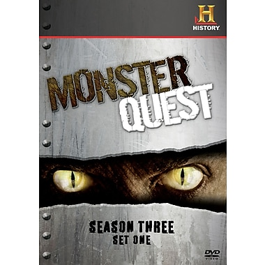 MonsterQuest: Season 3: Set 1 (DVD)