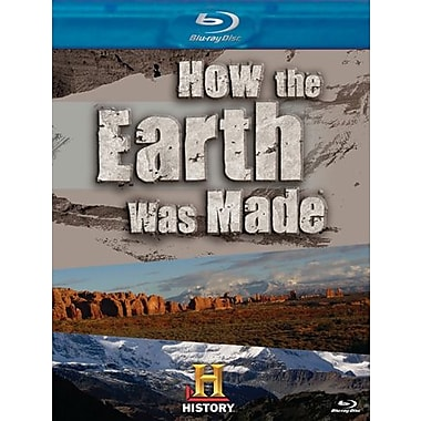 How The Earth Was Made (Blu-Ray)