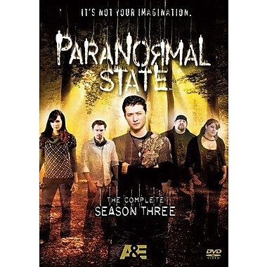 Paranormal State: The Complete Season Three (DVD)