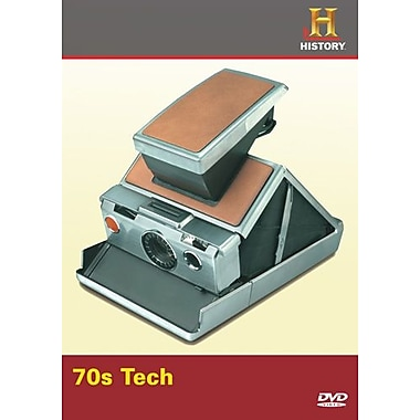 Modern Marvels: 70's Tech (DVD)