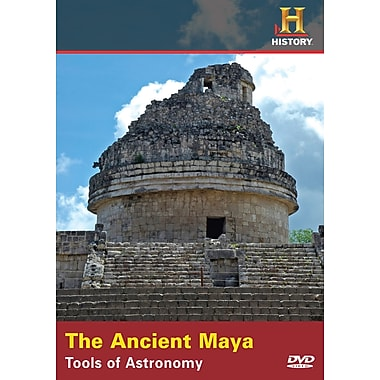 Where Did It Come From?: The Ancient Maya: Tools of Astronomy (DVD)