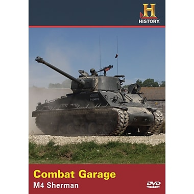 Hardcore History: Combat Garage (DVD)