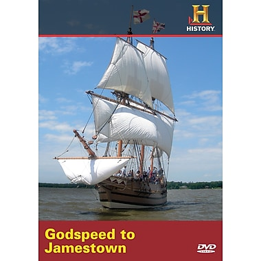 Save Our History: Godspeed to Jamestown (DVD)