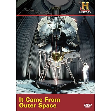 Modern Marvels: It Came From Outer Space (DVD)