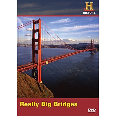 Mega Movers: Really Big Bridges (DVD)