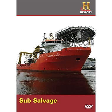Mega Movers: Sub Salvage (DVD)