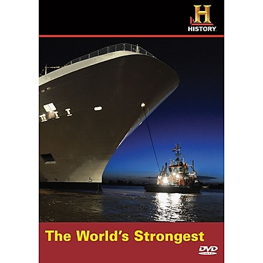Modern Marvels: World's Strongest (DVD)