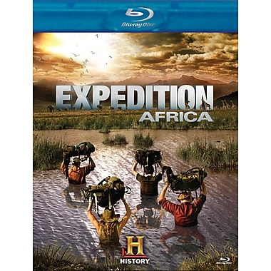 Expedition: Africa (Blu-Ray)