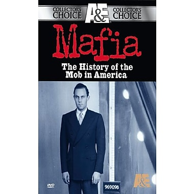 Mafia: History of the Mob in America (DVD)
