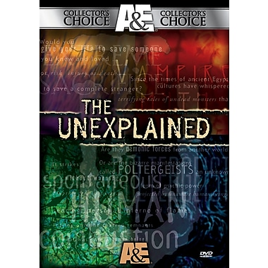 The Unexplained (DVD)