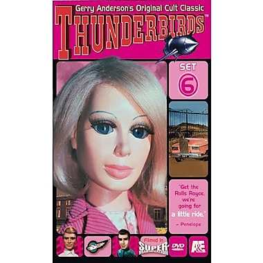 Thunderbirds: Set 6 (DVD)