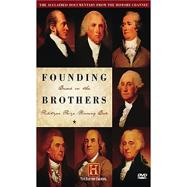 Founding Brothers (DVD) 2002