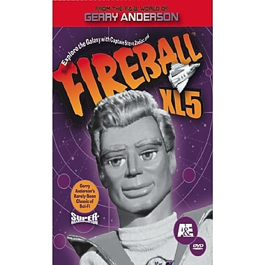 Fireball Xl5 Set (DVD)