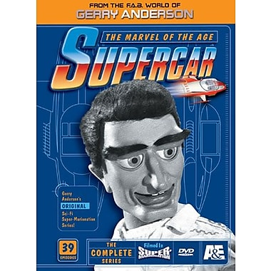 Supercar: The Complete Series (DVD)