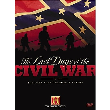 Last Days of The Civil War (DVD) 2003