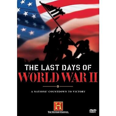 The Last Days of World War II (DVD) 2004