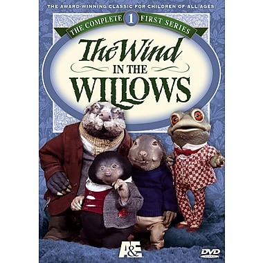 Wind in the Willows: The Complete First Series (DVD)