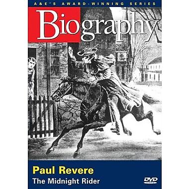 Paul Revere Midnight Rider (DVD)