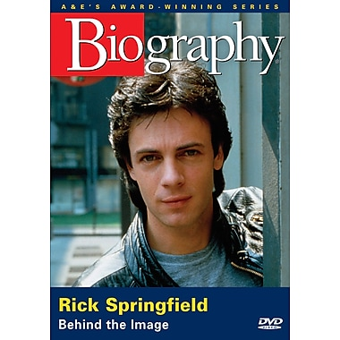Rick Springfield Behind The Image (DVD)