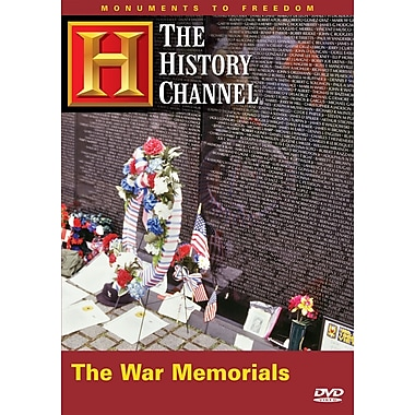 Great American Monuments: War Memorials (DVD)