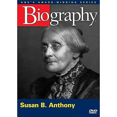 Susan B. Anthony Rebel For The (DVD)