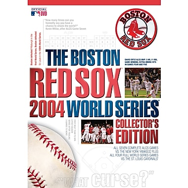 The Boston Red Sox2004 World Series (DVD)