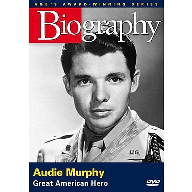 Audie Murphy Great American Hero (DVD)