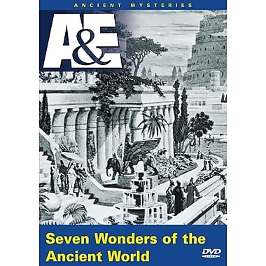 Seven Wonders of The Ancient World (DVD)