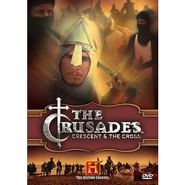 Crusades - The Crescent and The Cross (DVD)
