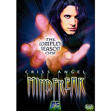 Criss Angel: Mindfreak: The Complete Season 1 (DVD)