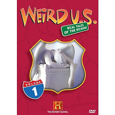 Weird US: Strange But True, Road to Weirdsville (DVD)