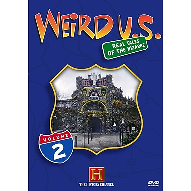 Weird US: Weird Worship/Weirdly Departed (DVD)