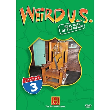 Weird US: Rebels & Traitors/Crimes & Punishment (DVD)