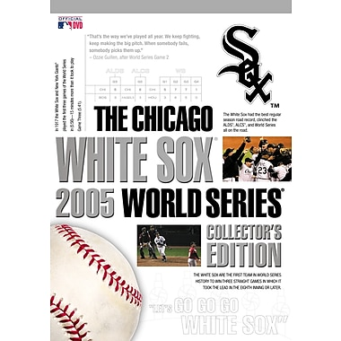 The Chicago White Sox 2005 World Series (DVD)