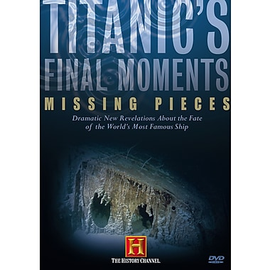 Titanic's Final Moments: Missing Pieces (DVD)
