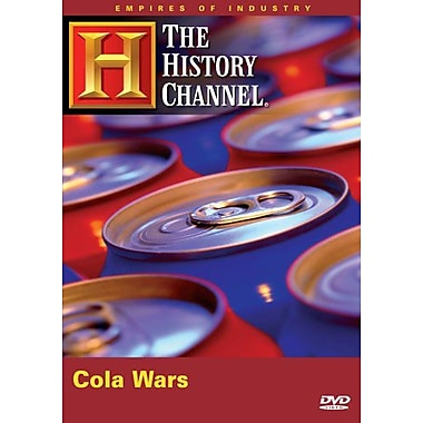 The History Channel: Cola Wars: Empires of Industry (DVD)