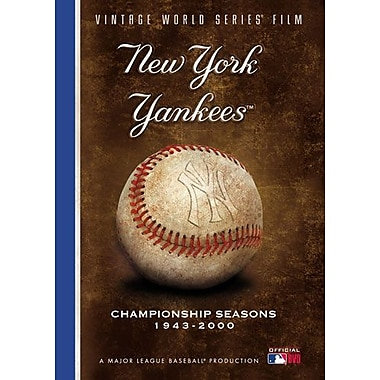 Vintage World Series Film: New York Yankees (DVD)