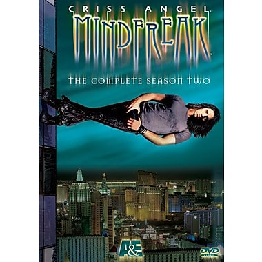 Criss Angel: Mindfreak: The Complete Season 2 (DVD)