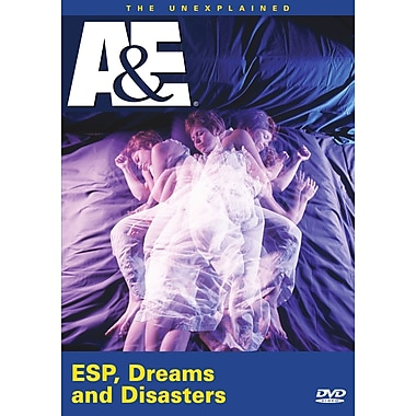 The Unexplained: ESP and Dreams: Predicting Disasters (DVD)
