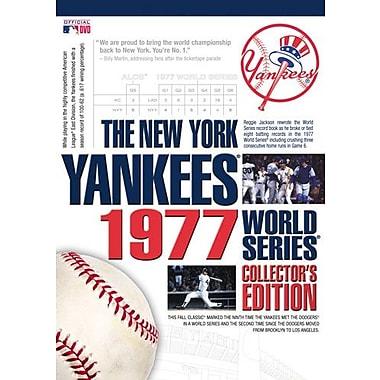 New York Yankees : 1977 World Series (DVD)