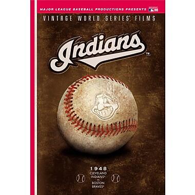 Cleveland Indians: Vintage World Series Films: 1948 (DVD)