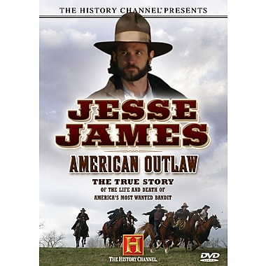 Jesse James: American Outlaw (DVD)